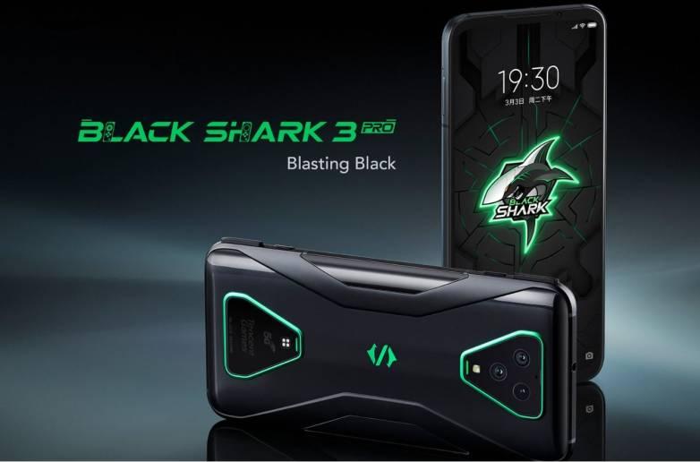 Black Shark Pro 3