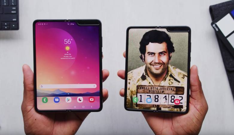 Escobar Fold 2 Review