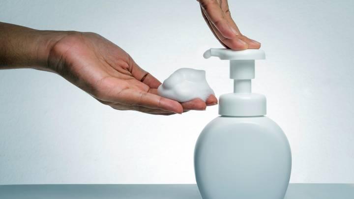 coronavirus soap