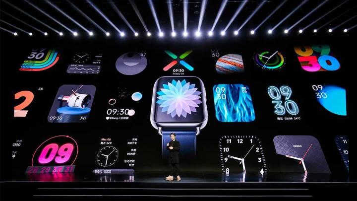 Oppo Watch vs. Apple Watch