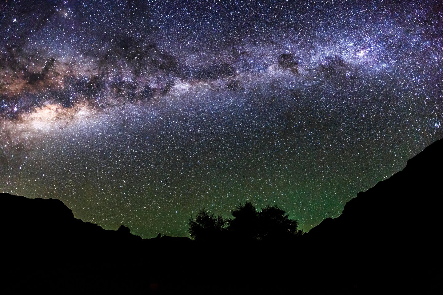 Astronomers have finally found the edge of the Milky Way galaxy – BGR