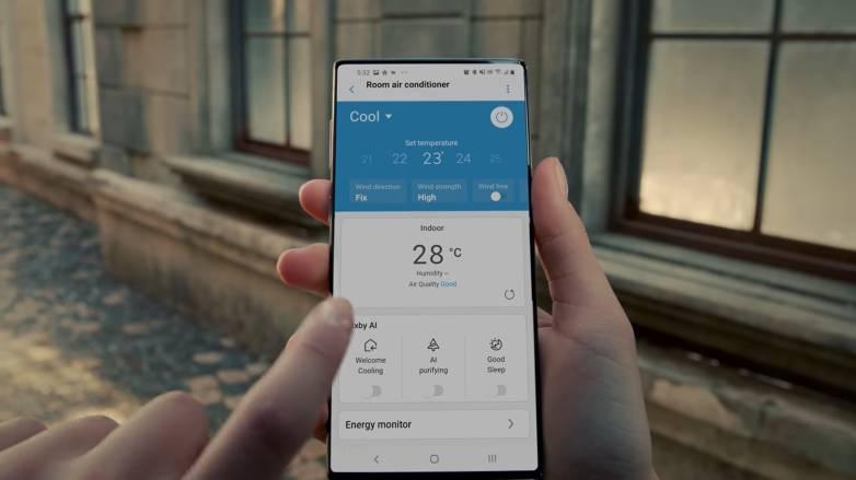 Samsung phone leak