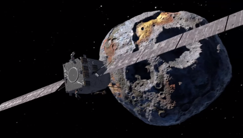 nasa psyche asteroid