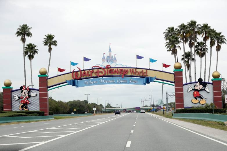 Disney World Open