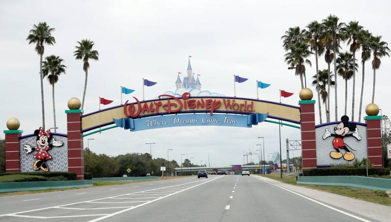 Disney World Open