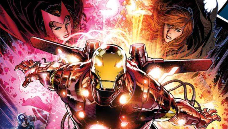 Free Marvel comics