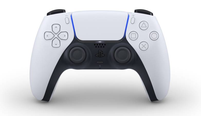 PlayStation 5 controller reveal