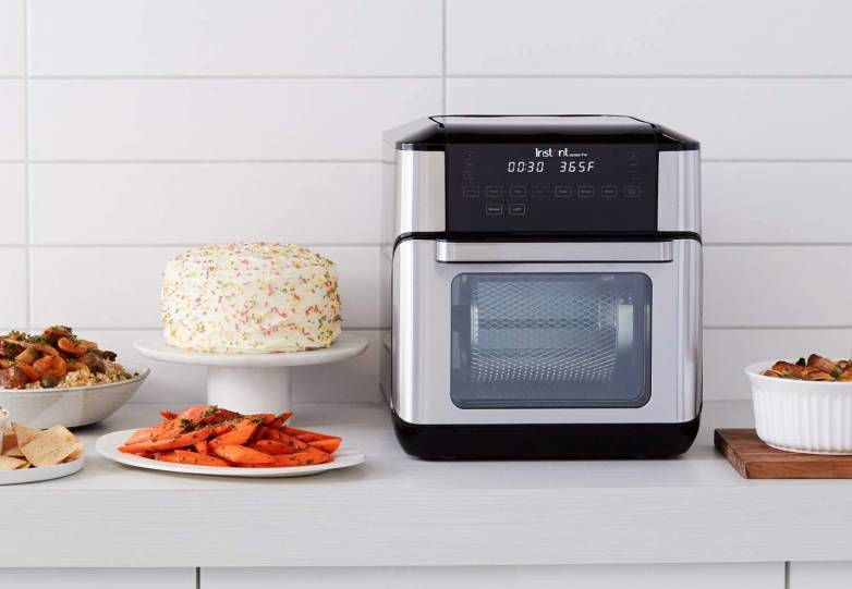 Instant Pot Makes A Huge Air Fryer Oven And It S Never Been