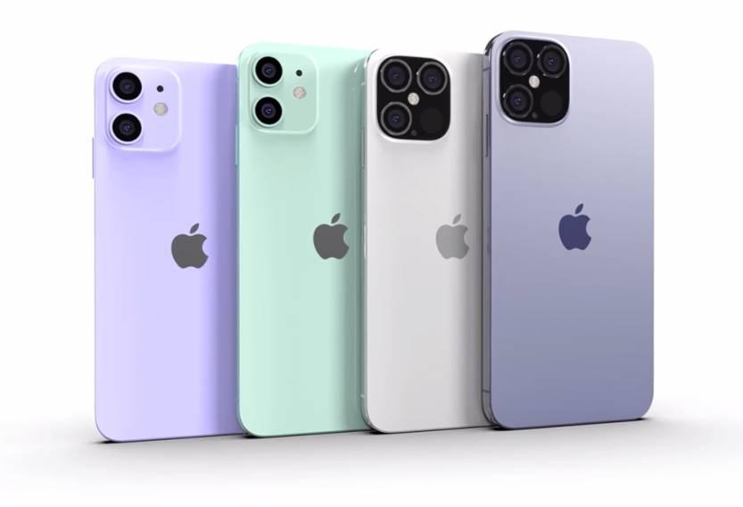 Massive leak may showcase the iPhone 12's final design – BGR