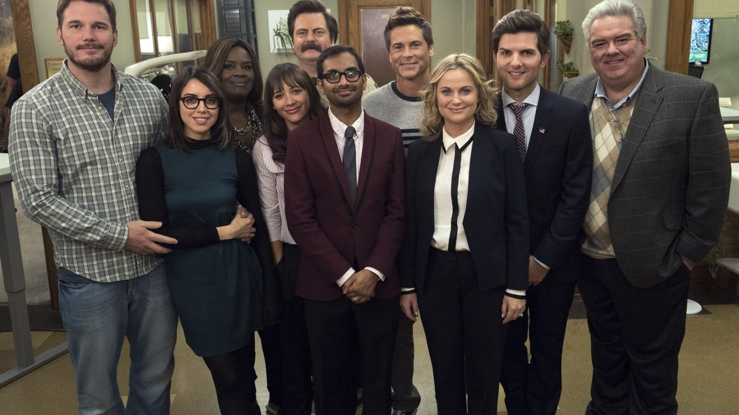 Parks and Recreation reunion special