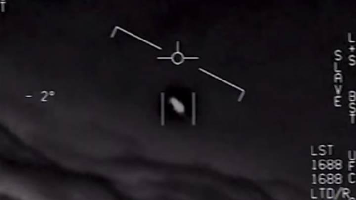 UFO videos declassified