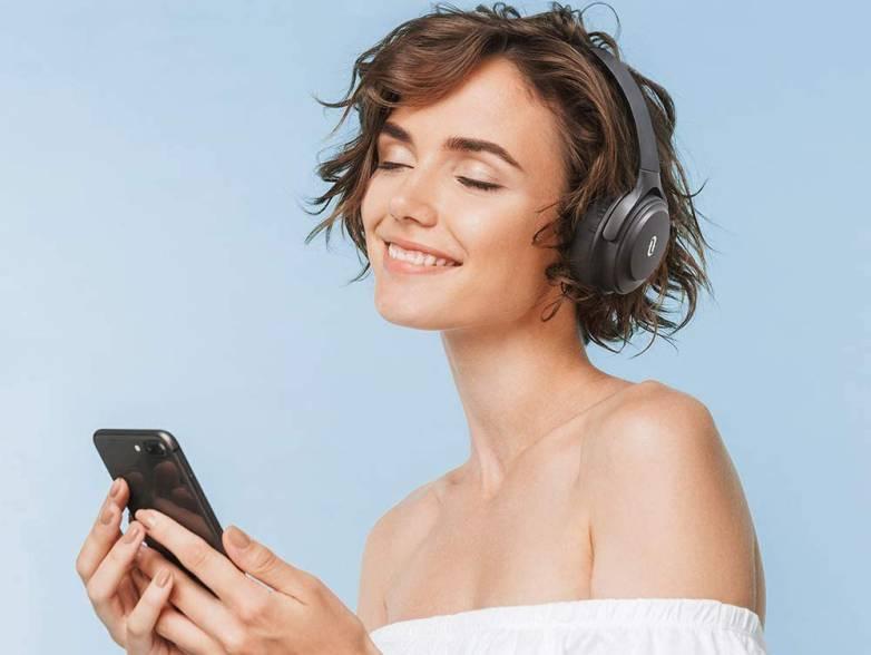 Wireless Active Noise Cancelling Headphones