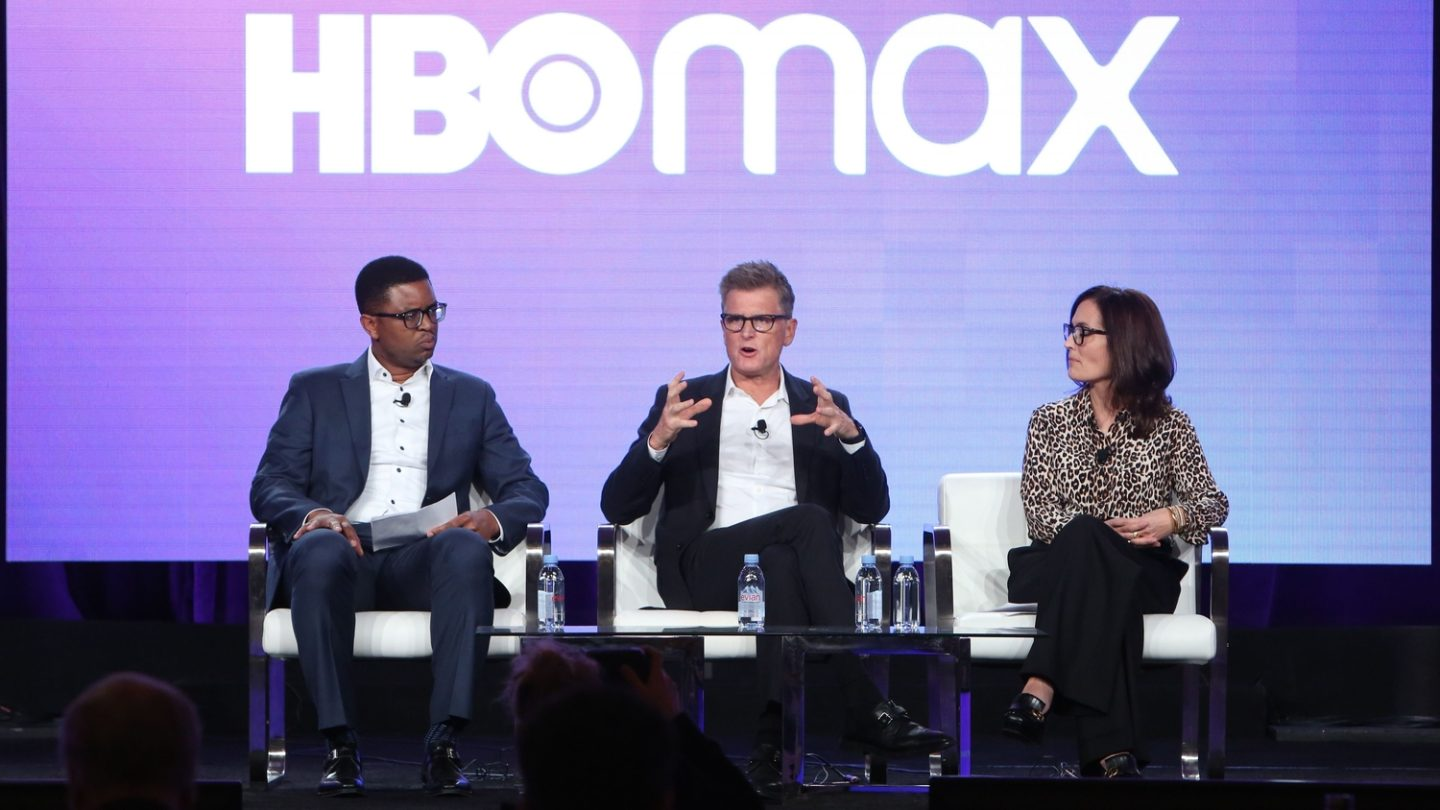 HBO Max lineup
