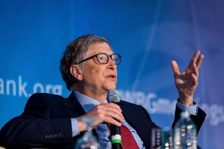 Bill Gates: Coronavirus vaccine
