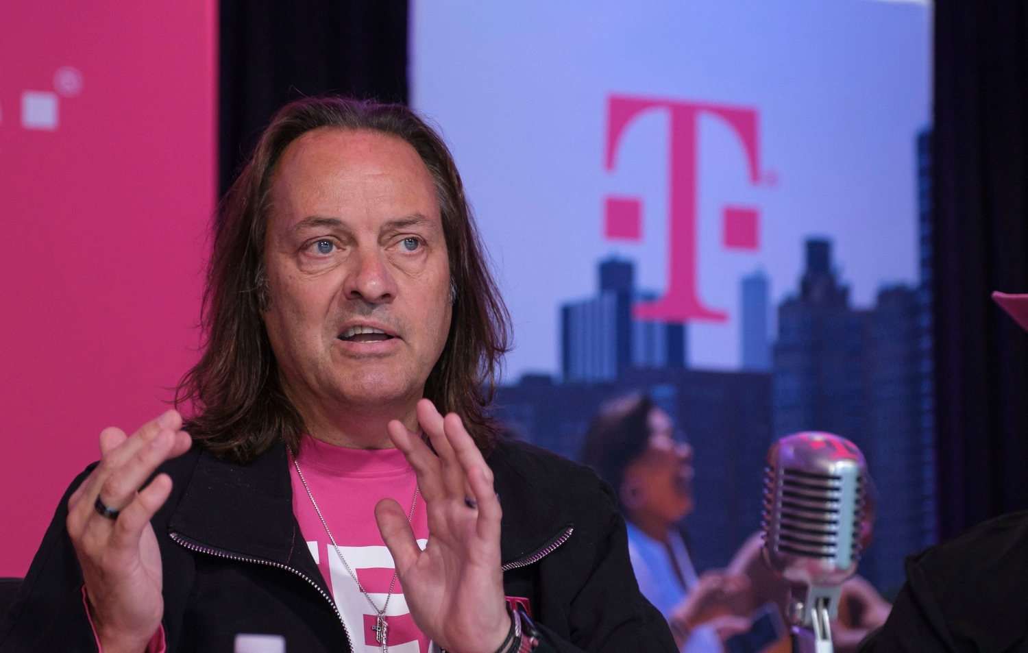 Today S The Day T Mobile And Sprint Finally Unite Ceo John