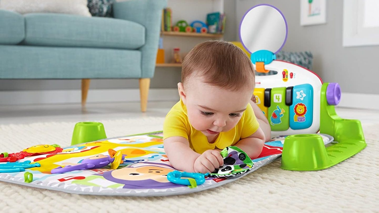 Best Activity Gym and Play Mat