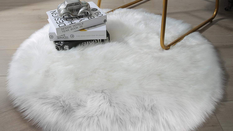 Best Faux Fur Rug