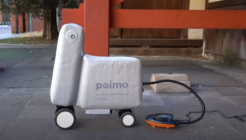 inflatable e-bike