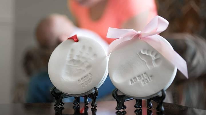 Best Baby Footprint and Handprint Kit