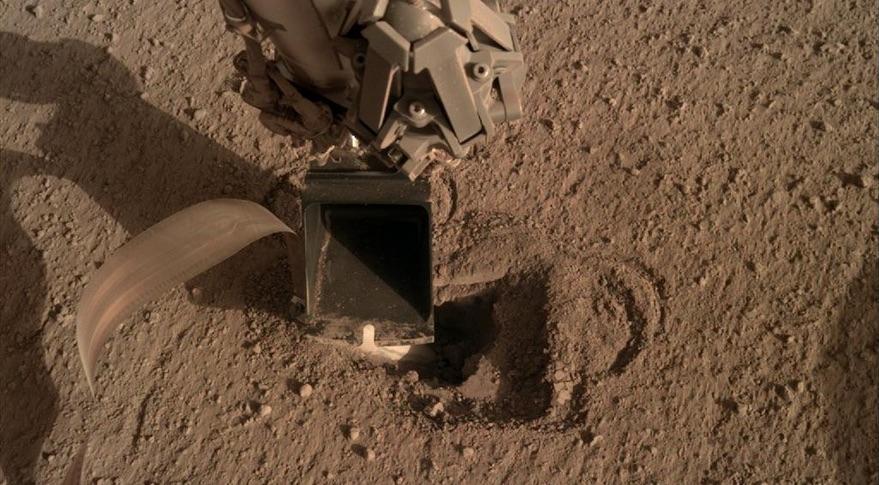 Did NASA finally save its Mars mole? - BGR