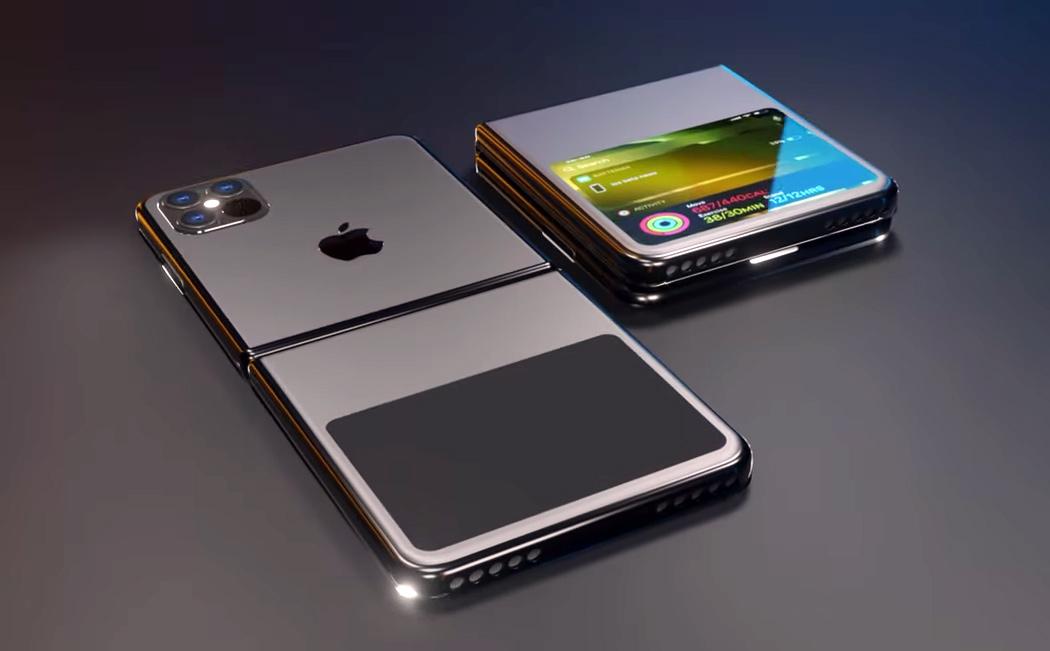 iPhone 12 Flip Phone