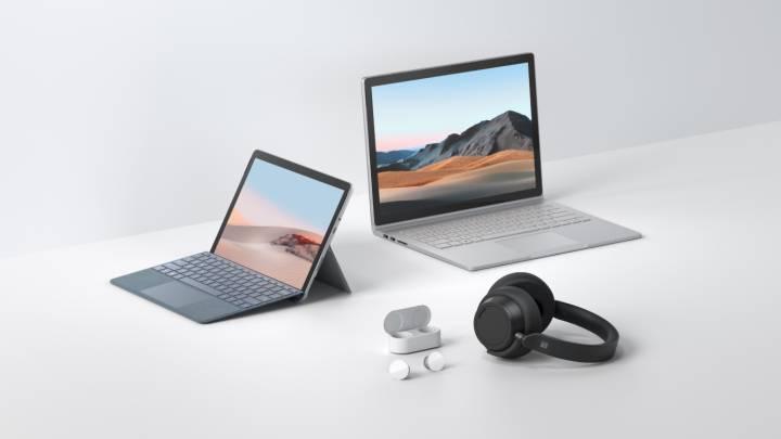 Microsoft Surface 2020
