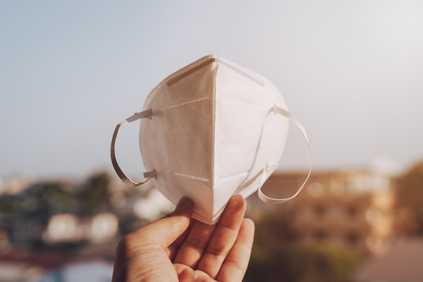 NIOSH N95 Face Mask