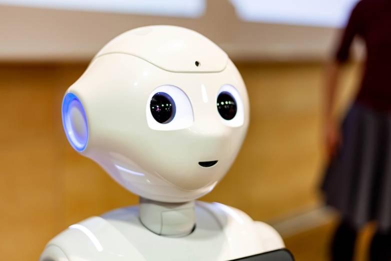 Coronavirus Update Robot