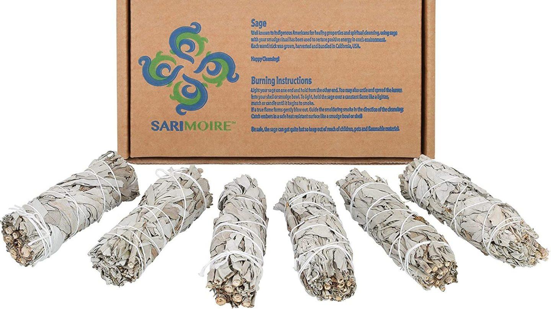 Best Sage Smudging Kit