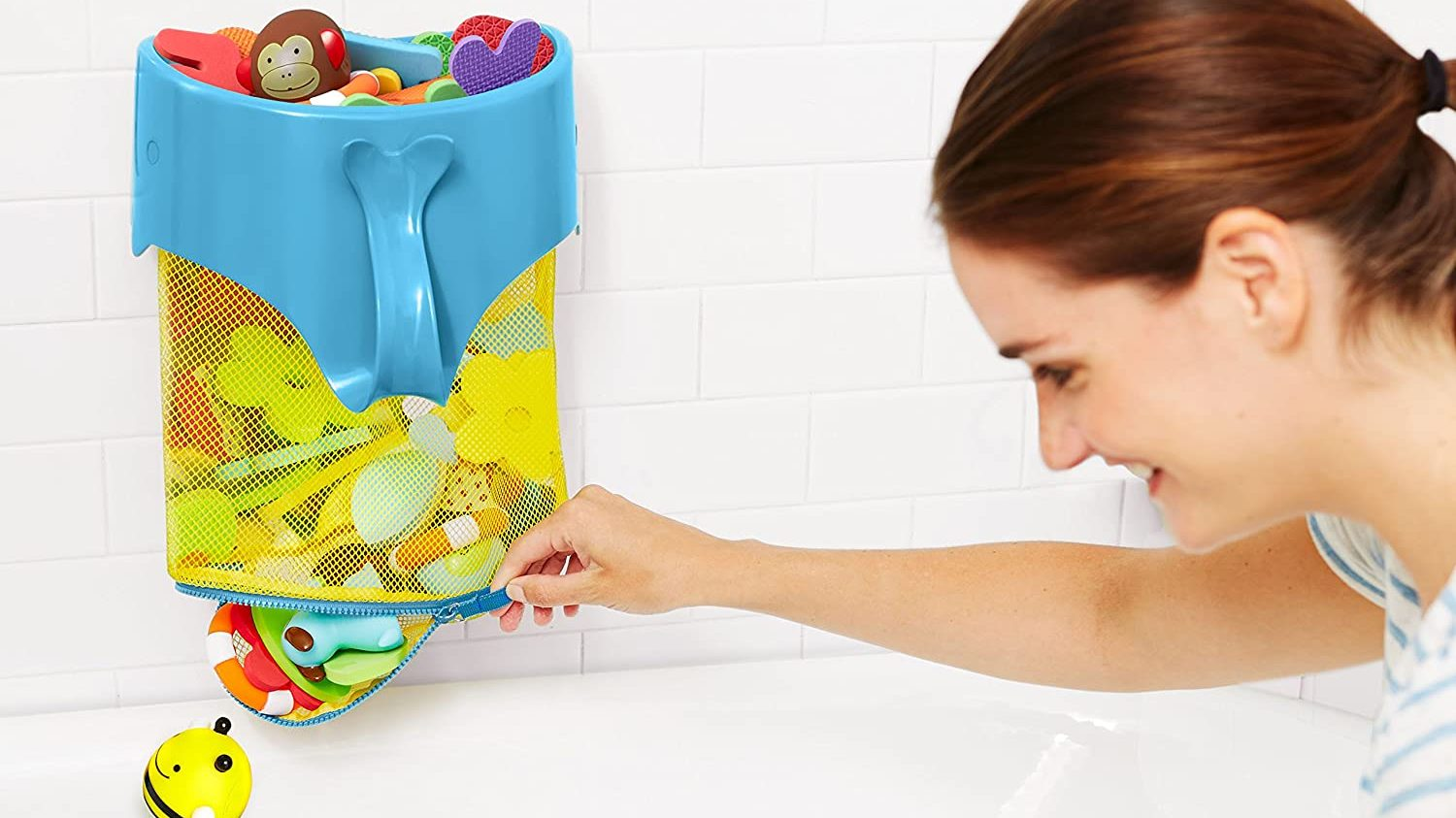 Best for Gathering and Emptying Toys