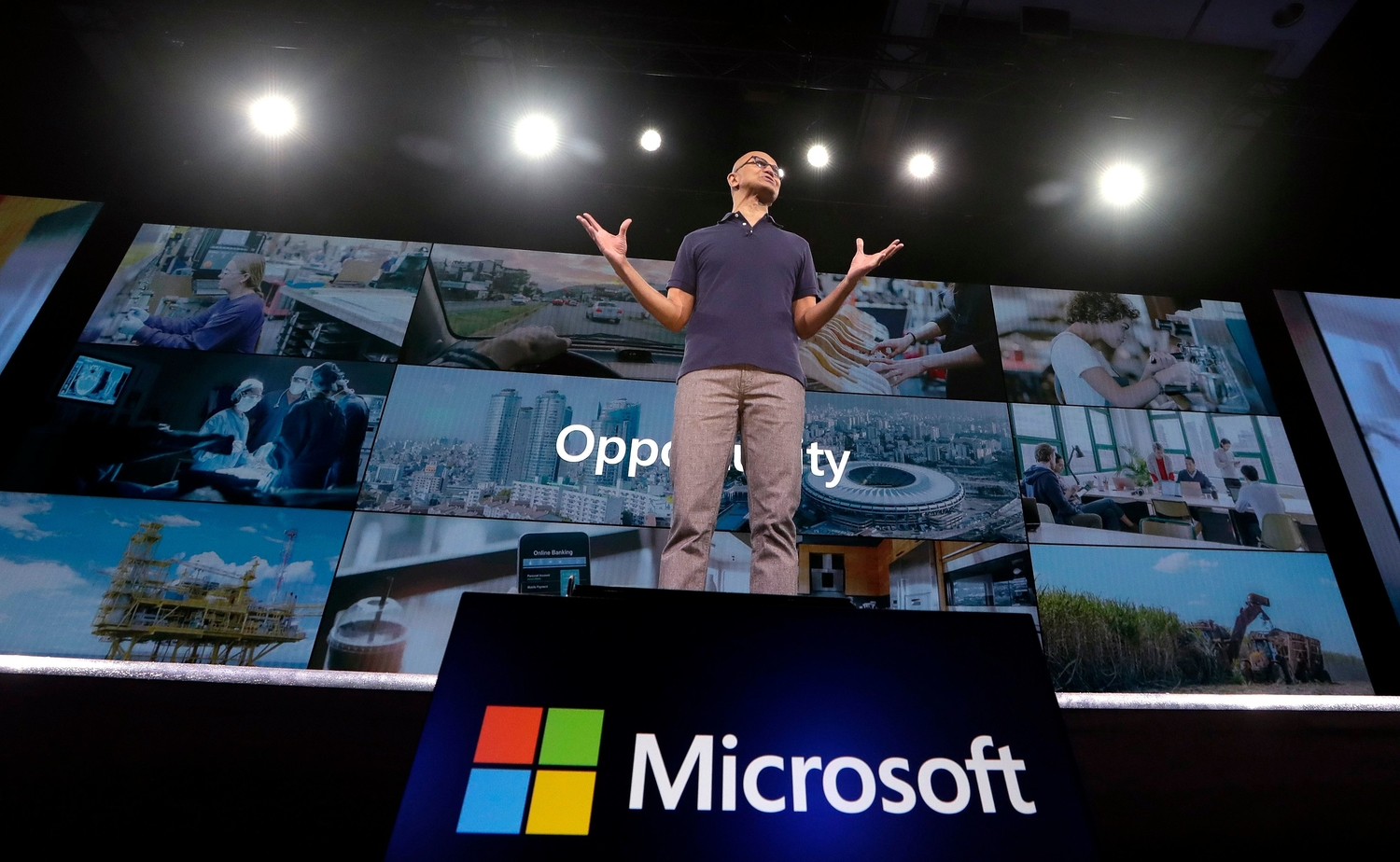 Microsoft's new supercomputer will train AI to outperform humans – BGR
