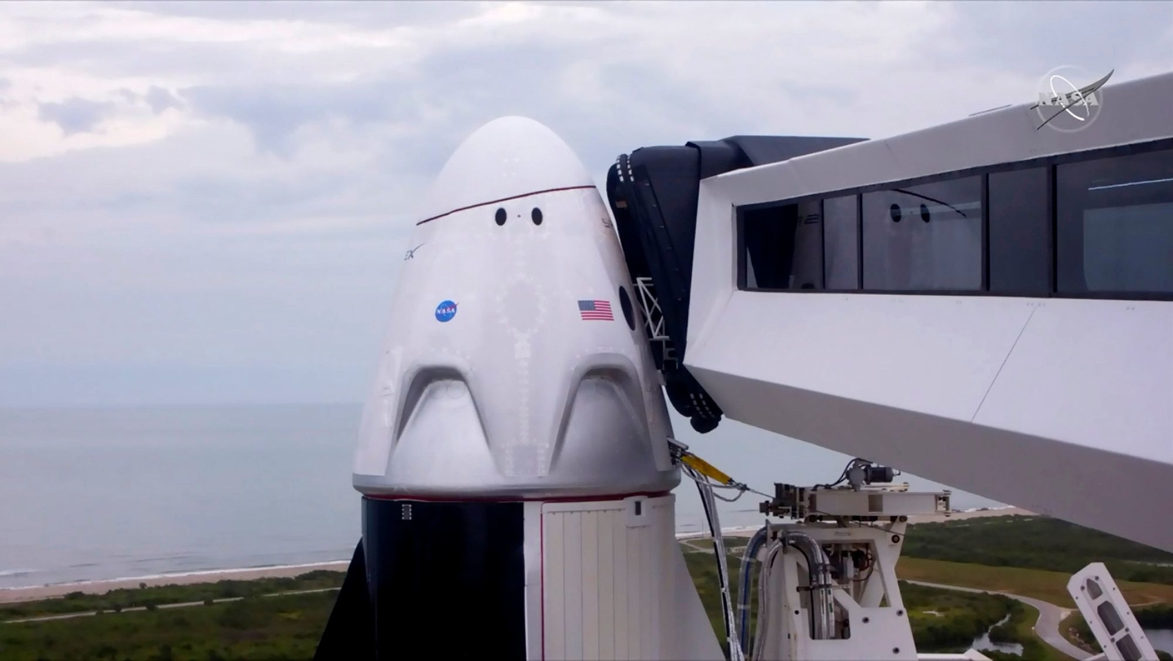 NASA's first real Crew Dragon mission has been delayed