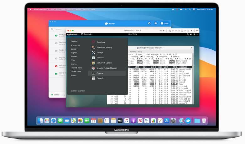 ARM Macs WWDC 2020