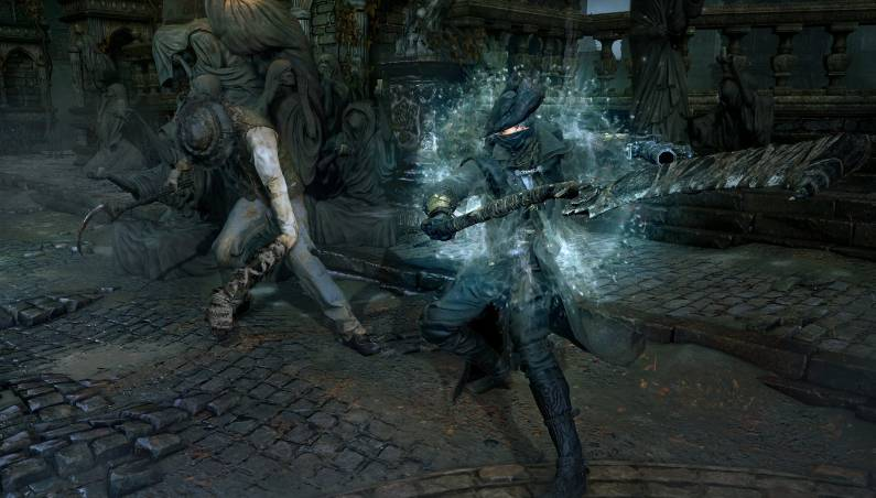 PS5 remaster: Bloodborne