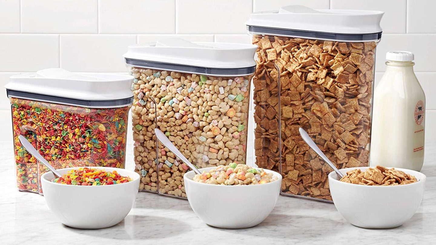 Best Cereal Container Set