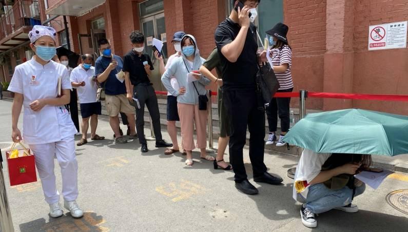 Coronavirus Cases China