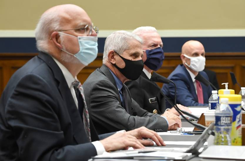 "House Energy and Commerce Committee hearing on ""Oversight of the Trump Administrationís Response to the COVID-19 Pandemic"", Washington, District of Columbia, USA - 23 Jun 2020"