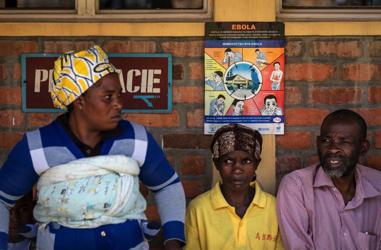 Ebola Outbreak Congo
