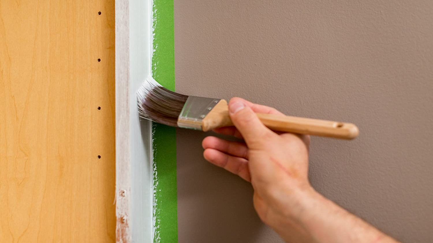 Best for Wood Trim
