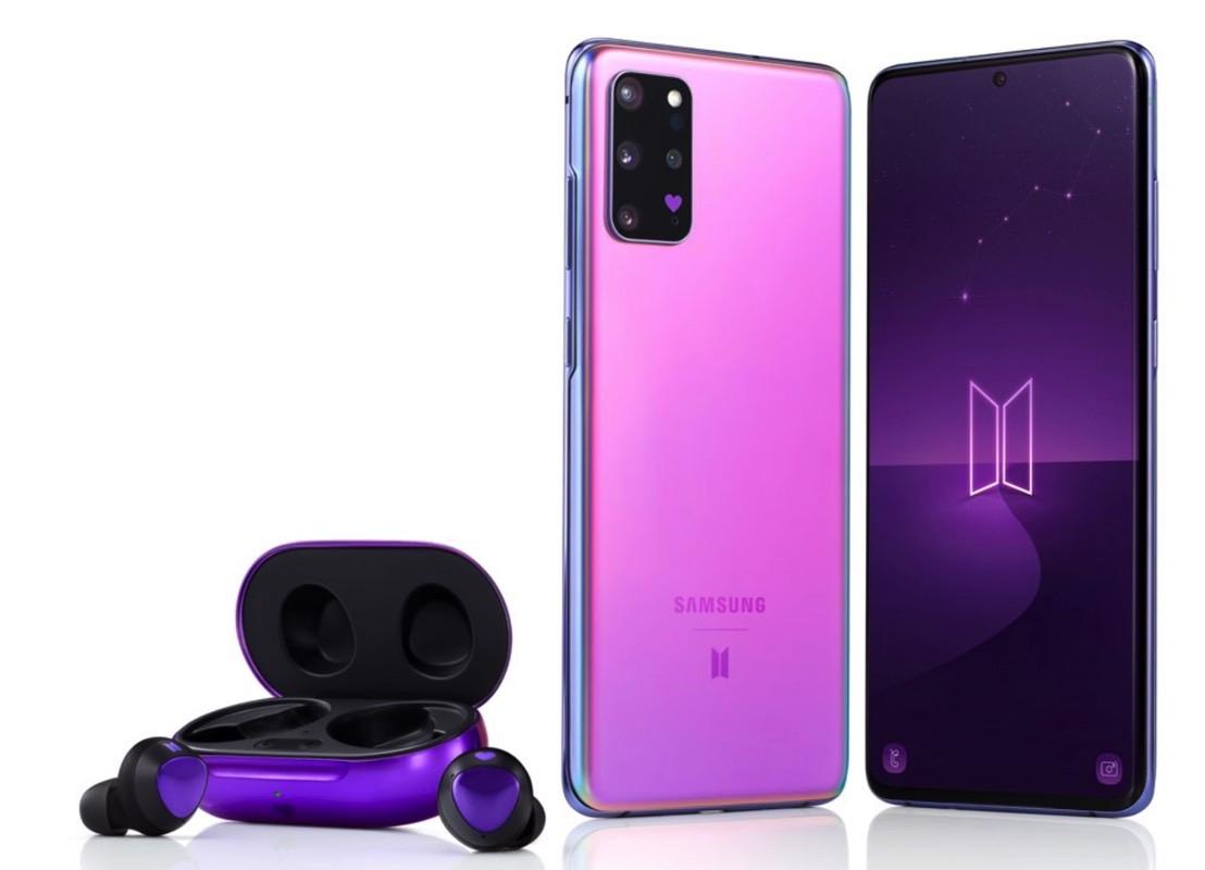 Galaxy S20 BTS Edition