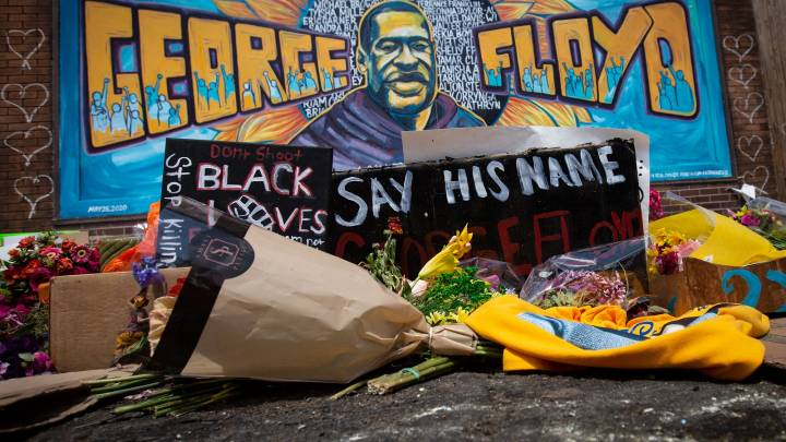 George Floyd murder charges