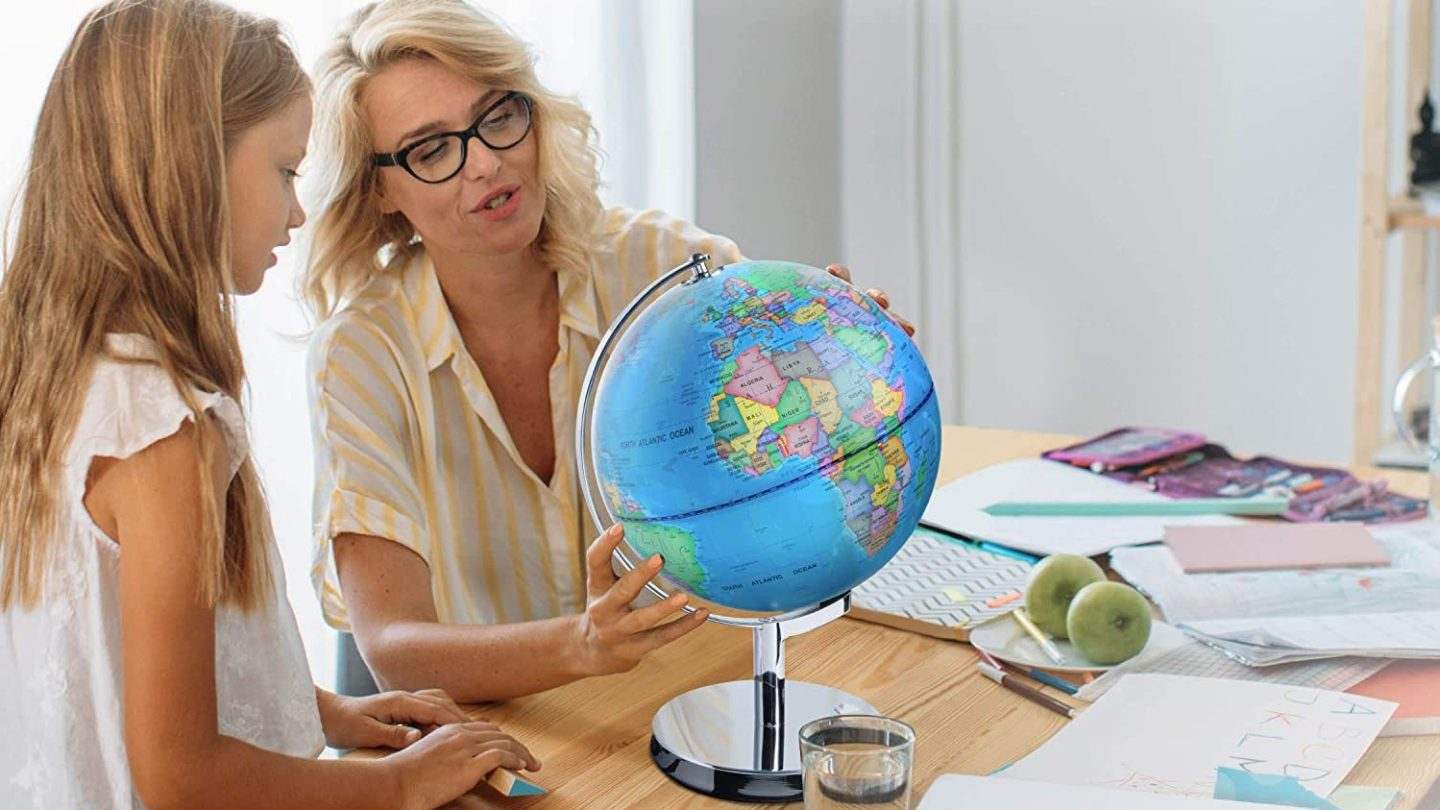 Best Globe for Your Study