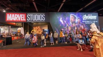 Marvel TV Shows 2020