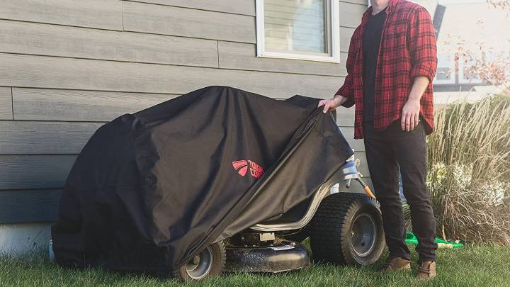 Best Lawn Mower Cover