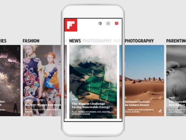 Flipboard app update