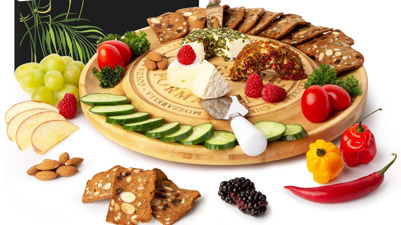 Best Circular Cheese Board