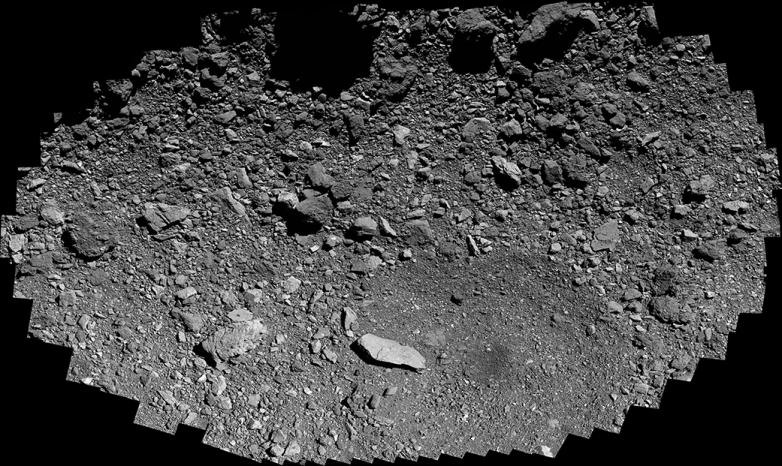 asteroid sampling