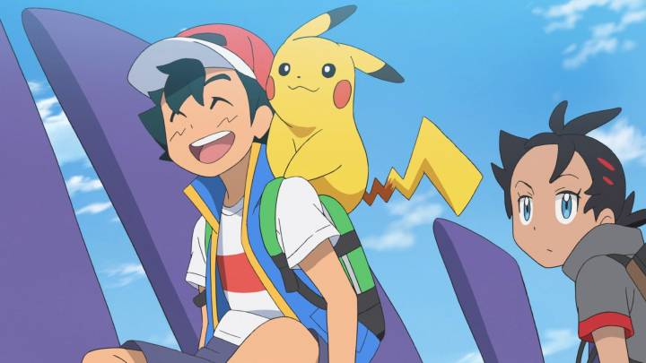 Pokemon Netflix