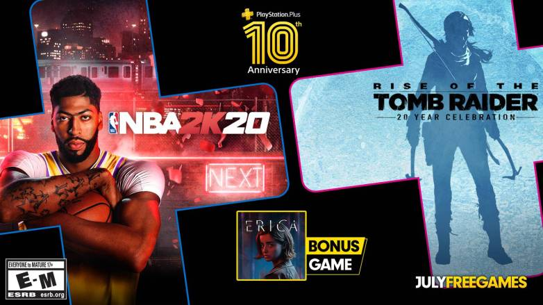 Free PS4 games