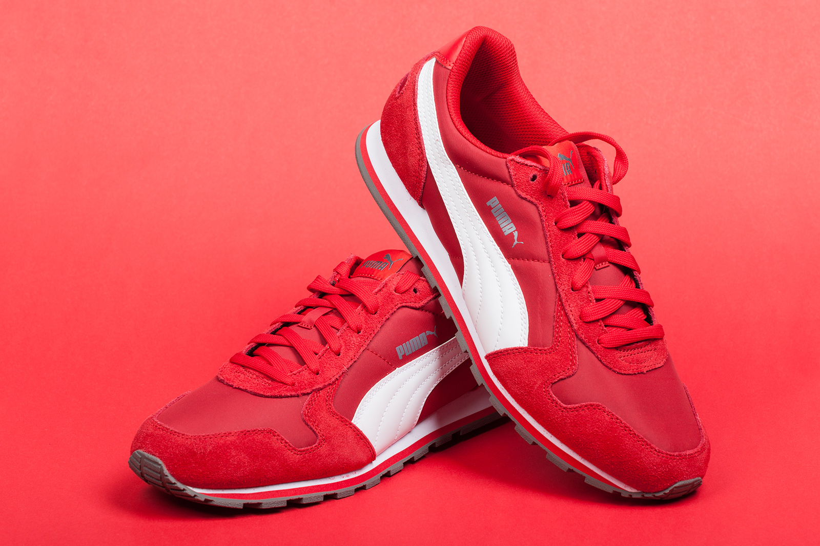 Load up on Puma apparel and footwear in